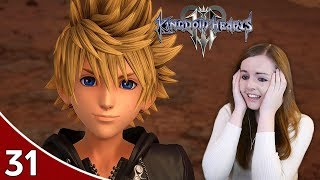 Crying Over Roxas!! | Kingdom Hearts 3 Gameplay Walkthrough Part 31