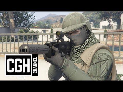 Top 5 Weapons - GTA Online