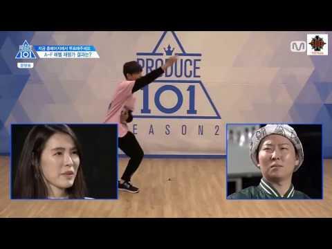 [VIETSUB] Kim Samuel (Full Cut) - Produce 101 Season 2 EP.02