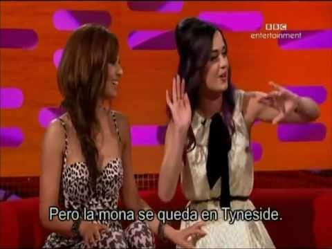 Download Youtube: The Graham Norton Show(Ross Noble, Katy Perry & Cheryl Cole)part3-subtitulado