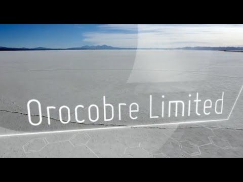 Orocobre Limited (ASX:ORE) Opening Ceremony of the Olaroz Lithium Project