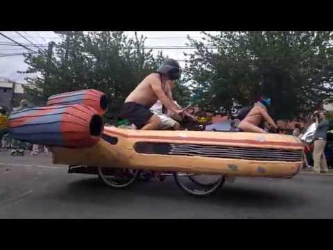 Solstice Bike Ride 2016