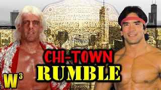 WCW Chi Town Rumble 1989 Review | Wrestling With Wregret