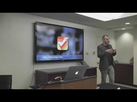 Mobile UX Design Series: Designing for Touch (Part 2 of 4) - Josh Clark