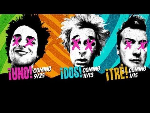 Green Day - UNO!, DOS!, TRÉ!