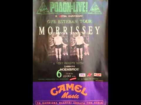 Morrissey -Speedway  Athens Rodon 1999