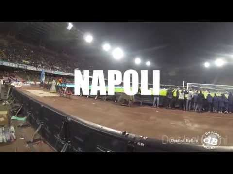 Atmosfera stadio San Paolo Napoli/incredible football atmosphere