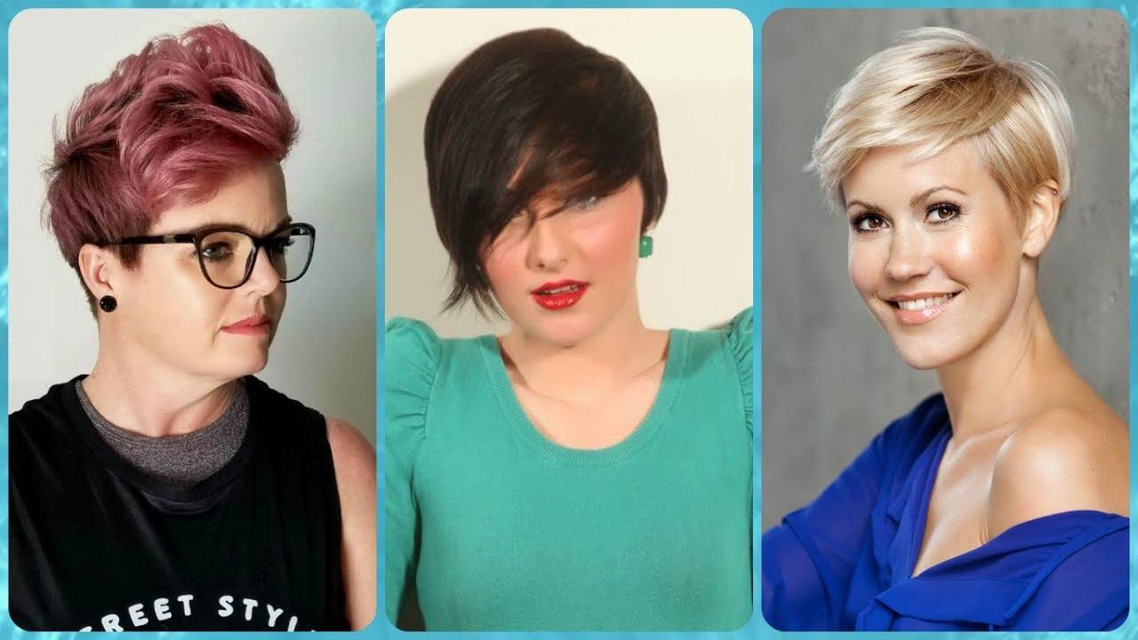 20 Modele De Tunsori Scurte Moderne Femei Youtube