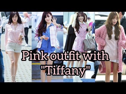 Tiffany SNSD - Airport Fashion 💕  티파니