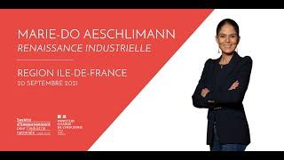 Marie-Do Aeschlimann - Quelle place de la région dans les nouvelles politiques industrielles ?