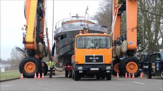 Boot 2017 Düsseldorf Big Willi Schwertransport