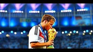 Mario Götze • Individual Highlights + Goal vs. Argentina • WC Final 2014 - HD