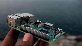 Raspberry Pi 3 Model B 4 in 1 Kit Assembly | FlopCloud