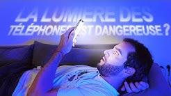 LA LUMIÈRE DES TÉLÉPHONES EST DANGEREUSE ? Vrai ou Faux #94