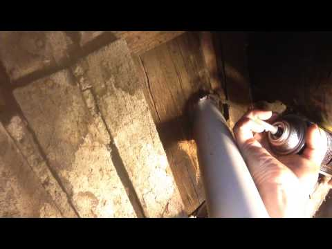 Diy Temporary Sealing Roof Pipe Penetration From Inside