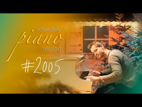 Relaxing Piano Music • stress relief, healing, focus, study, creativity [Piano Session #2005]