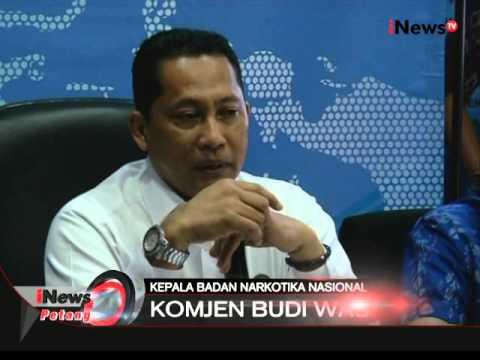 BNN berhasil menangkap bandar narkoba di Tebing Tinggi, Sumut - iNews Petang 26/01