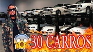 Lapiz conciente; Yo tengo 30 carros, Ando en un camry porque yo quiero.