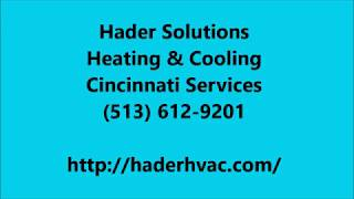 Video Heating and Cooling Cincinnati Services | Hader Solutions (513) 612-9201 download MP3, 3GP, MP4, WEBM, AVI, FLV Agustus 2018