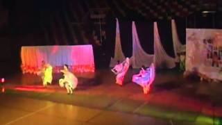 Escuela de Danzas y Música Isla Grande de Chiloé-Pájaro Campana