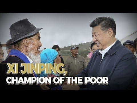 Xi Jinping, champion of the poor