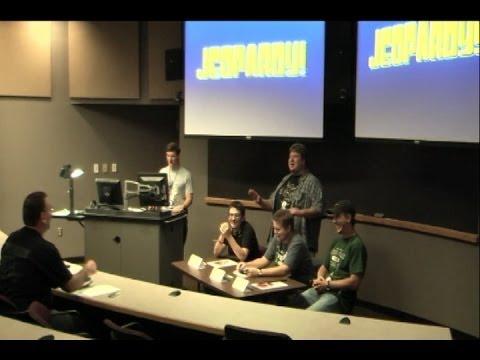 Comic Book Jeopardy