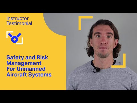 IATA Training | Safety and Risk Management for Unmanned Aircraft Systems (UAS)