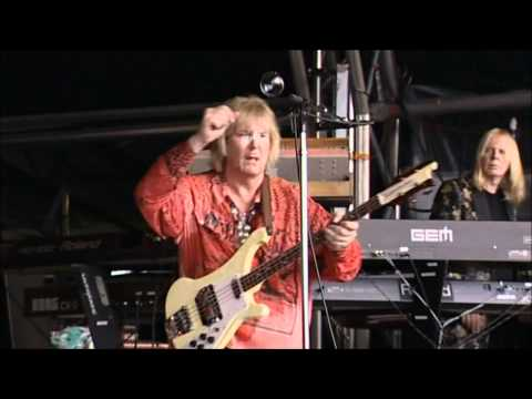 Yes In Glastonbury (2003) Part 6- Heart Of The Sunrise