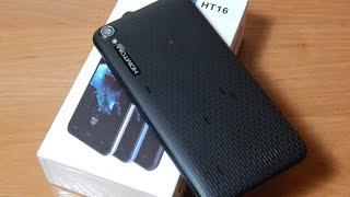 видео отличный смартфона из китая по невысокой цене homtom ht7 обзор