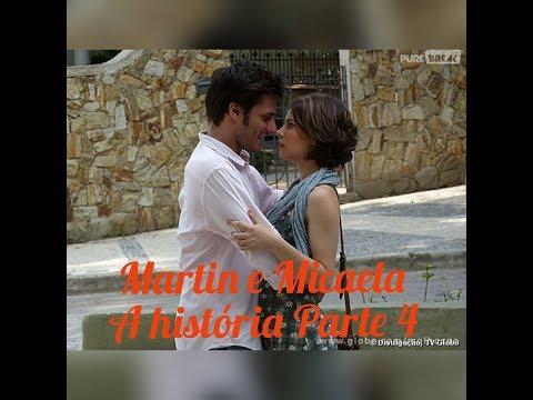 Martin e Micaela A História Parte 4