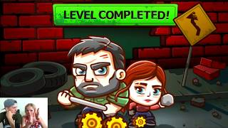 ВЫЖИВАНИЕ в городе с ЗОМБИ #1 новый побег от зомби в игре THE LAST SURVIVORS новые серии от FFGTV
