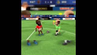 Играю в mini football часть 2