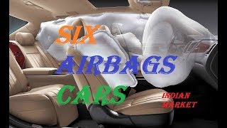 INDIA (6 AIRBAGS) TOP 7 MOST AFFORDABLE CARS OFFERING (SAFETY FEATURE) UNDER 13 LAC RUPEES