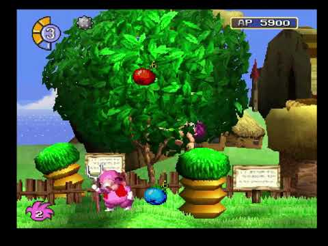 [Test] Tombi! (Playstation)