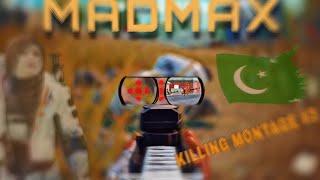 KILLING MONTAGE #3 | PAKISTANI PUBGM | PLAYER