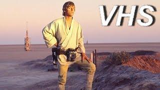 Звездные войны 4: Новая надежда (1977) - русский трейлер - VHSник