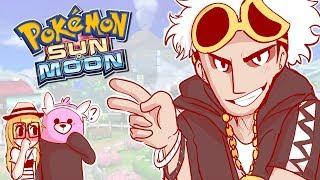 The Real Voices oḟ Pokémon Sun and Moon