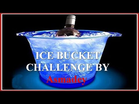 #ICE BUCKET CHALLENGE By Asmadey (tushino), вызов от Wycc