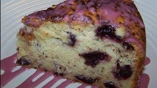Black Forest Pound Cake Recipe - Gluten Free