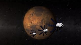 Moving Mars to the Habitable Zone