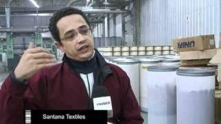 Recorrido en la planta de Santana Textiles