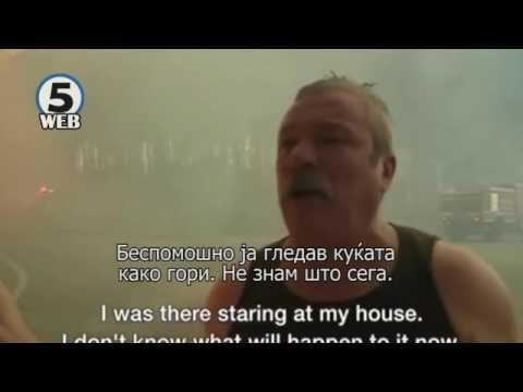 Португалија ги брои жртвите на ужасниот пожар – десетици изгореа во автомобилите