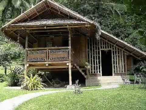 Bahay kubo youtube for Traditional beach house designs
