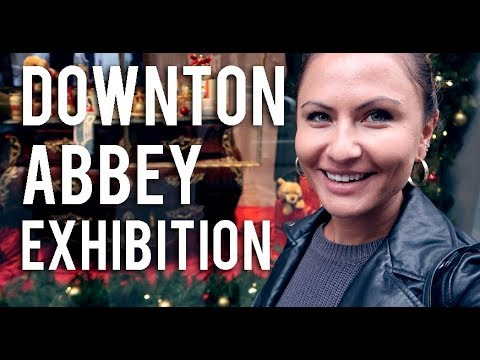 Downton Abbey Exhibition Review: Costumes & More in New York