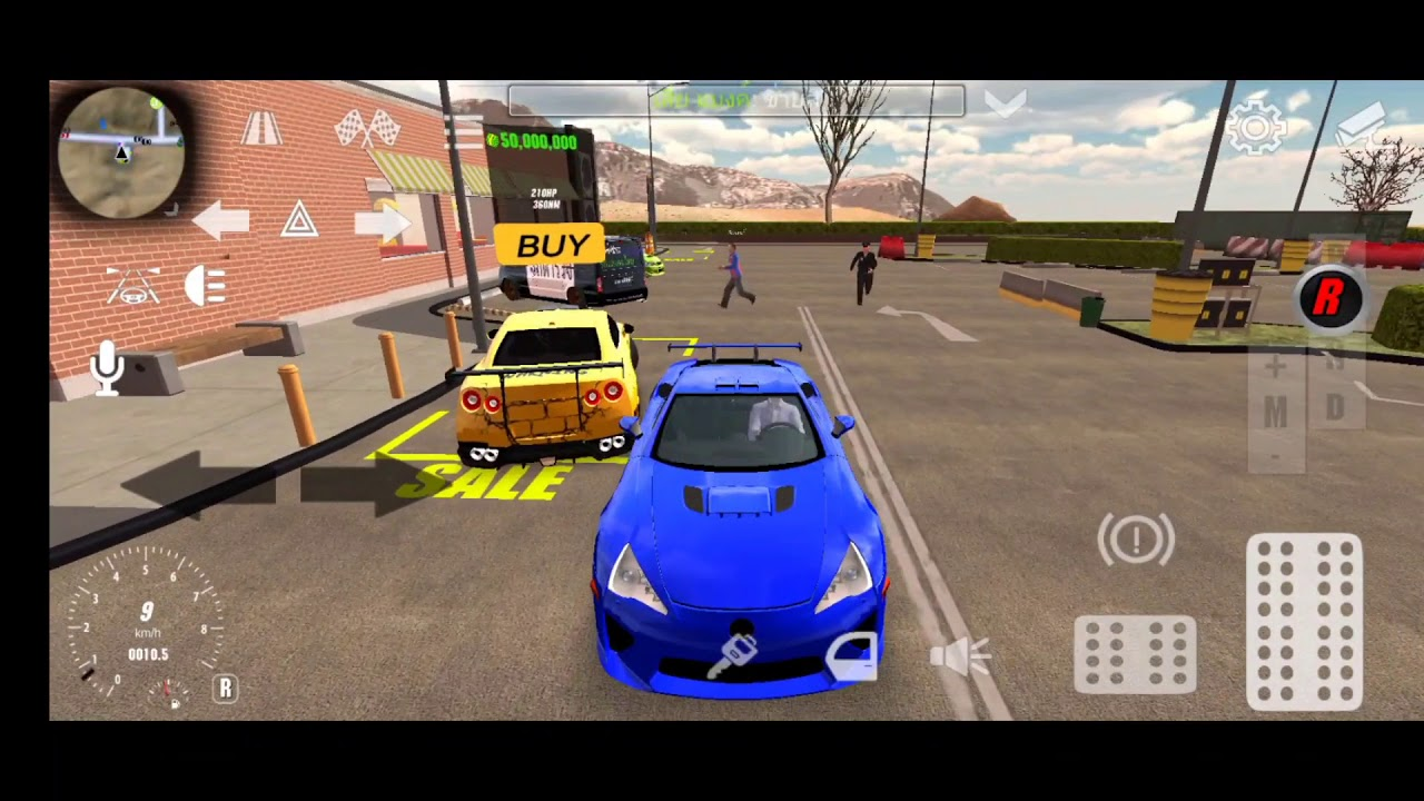 Lexus Lfa Gearbox Setting Car Parking Multiplayer Youtube