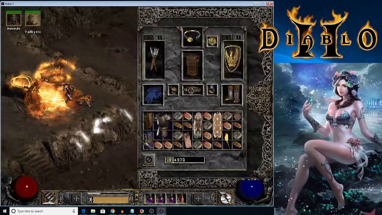 Diablo 4 vs Diablo 2 Remastered - YouTube