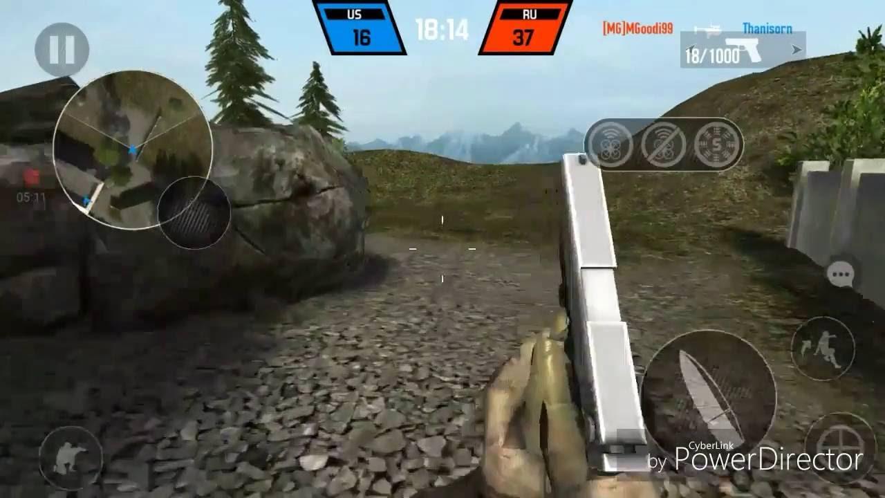 El Mejor Juego Pvp Shooting Multijugador Bullet Force Para
