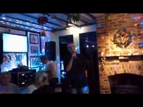 Ian sings Barry White You're the first, the last, my everything