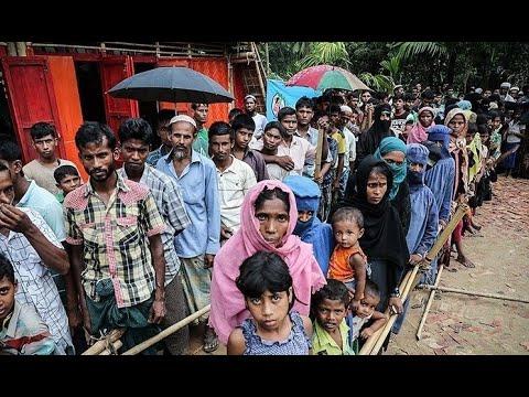 مسؤولة أممية: ميانمار ليست مستعدة لعودة اللاجئين الروهينغا - الليلة