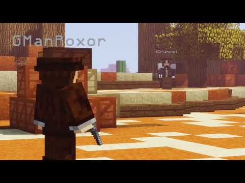 Tumbleweed MC KitPVP Manhunt Survival Trailer